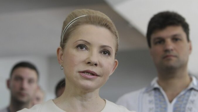 Jūlija Timošenko