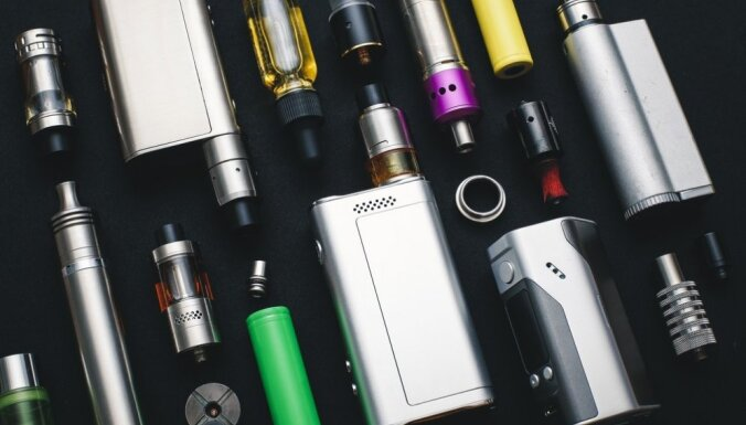 В сегменте электронных сигарет — драматичный рост объемов контрабанды