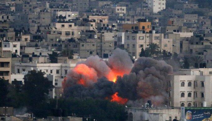 С начала обострения конфликта на Ближнем Востоке погибли более 100 палестинцев