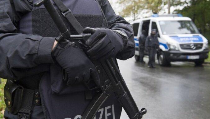 Германия: граждане Латвии задержаны за нападение на бар