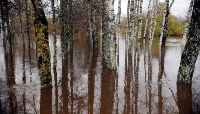 ЕП выделил Латвии свыше 17 млн евро на компенсирование ущерба, нанесенного ливнями