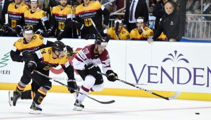 Latvija - Vācija