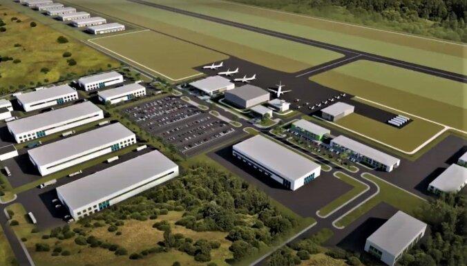 Даугавпилсская дума хочет построить новый аэропорт и индустриальный парк