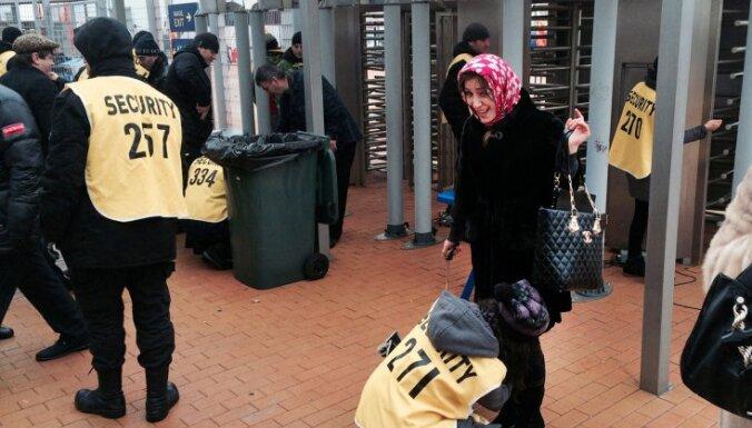 Предостережения западным туристам в Сочи
