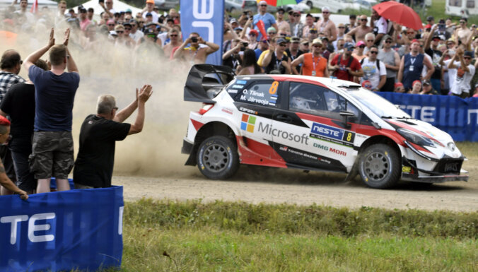 Oficiāli apstiprināts WRC posms Igaunijā