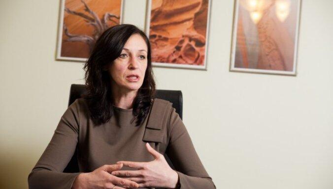 NVA direktore Kalvāne tiek virzīta Valsts kontroles padomes locekļa amatam