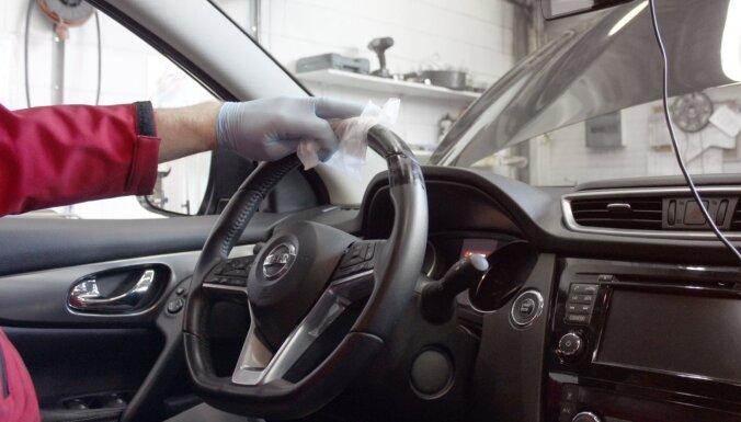Kā ikdienā kopt savu auto virsmu attīrīšanai no vīrusiem