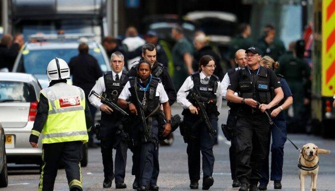 Lielbritānijā pazemināts terorisma draudu līmenis