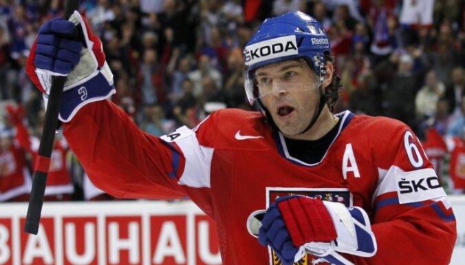 Соперники Латвии на ОИ назвали составы: у шведов — все из НХЛ, чехи везут Ягра