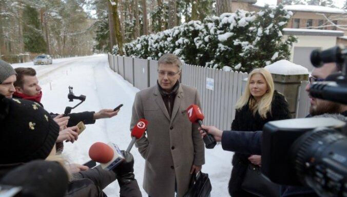 Kratīšanas pie Ušakova bijušas iepriekš KNAB sāktā kriminālprocesā