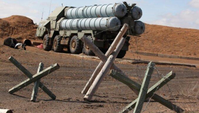 Россия не будет поставлять Сирии комплексы С-300