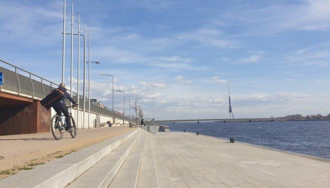 Cer rast idejas krastmalas izmantošanai Rīgas centrā