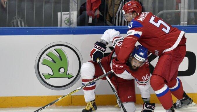 Сборная России провалила старт домашнего чемпионата мира — 0:3 от чехов