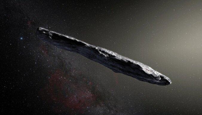 """Раскрыто происхождение пролетевшего мимо Земли """"корабля пришельцев"""""""