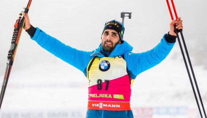 Фуркад выиграл очередное золото. Француз поравнялся с Бьорндаленом