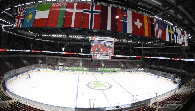 Testa digitālais sertifikāts potētajiem – VM piedāvā risinājumu hokeja čempionāta vērošanai klātienē