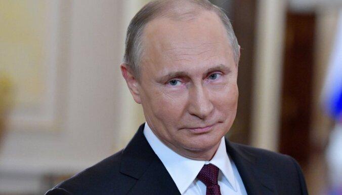 Кремль опубликовал архивное видео с танцами Путина и Буша-младшего