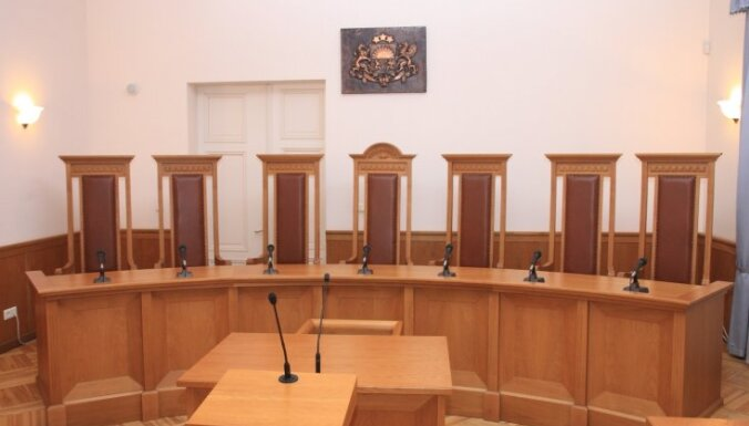 ECT slodzes atvieglošanai varētu paplašināt Satversmes tiesas pilnvaras
