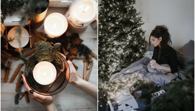 Svētku sajūta marinējumos. Ziemassvētku tradīcijas Baibas Prindules-Rences ģimenē