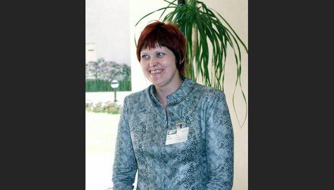 Ina Gudele. Foto: Mārtiņš Eglītis, DELFI