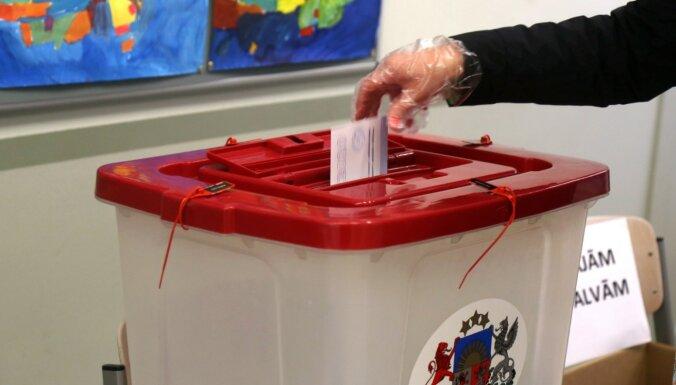 Sava sejas maska, pildspalva, distance – kas jāņem vērā, balsojot pašvaldību vēlēšanās