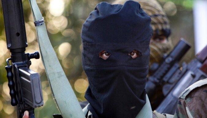 Пабрикс: у Латвии нет выбора, бороться с терроризмом или нет