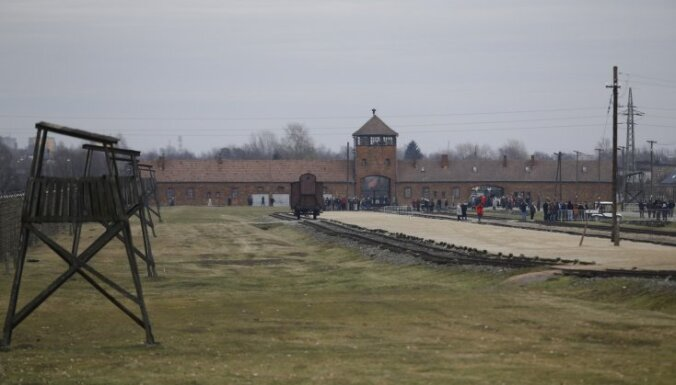 Cтудентка украла экспонаты из Освенцима для своей выставки