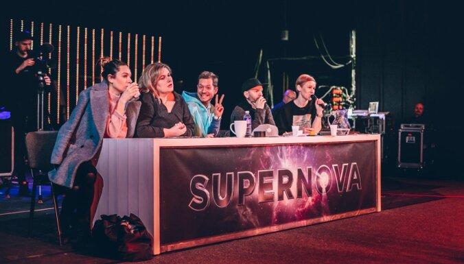 Sākas pieteikšanās 'Supernovai' – gaida Latvijas dziesmu lielajai 'Eirovīzijai'