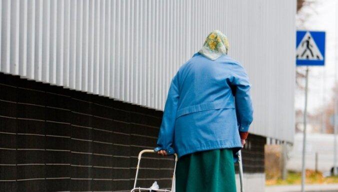 Pusei 2. līmeņa pensiju plānu ienesīgums gada laikā ir negatīvs