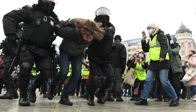 Сторонники Навального вышли на улицы: как проходили митинги в поддержку оппозиционера