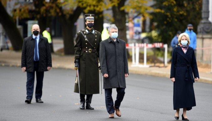 Latvijas interesēs – vienota Eiropa un cieša transatlantiskā sadarbība, uzsver Mūrniece