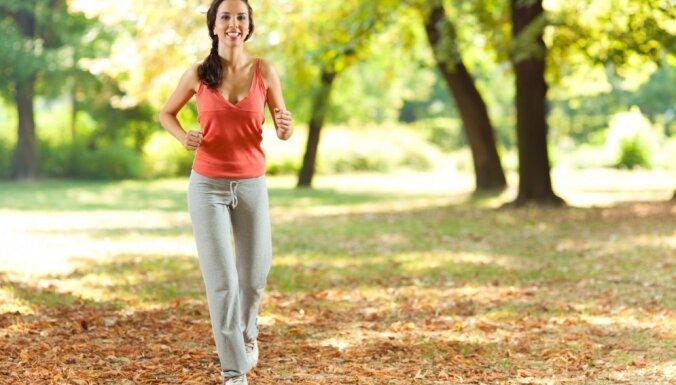 Быстрее ходить — дольше жить, считают ученые