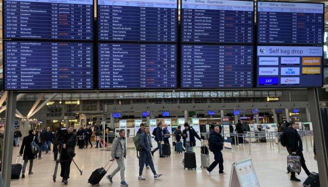 Spēcīga vētra var nopietni ietekmēt transporta sistēmu Ziemeļeiropā