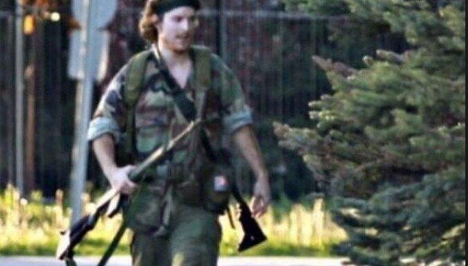 Kanādā noziedznieks nošāvis trīs policistus