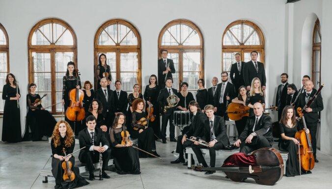 Rudens kamermūzikas festivālā – britu vijolnieks Tomass Gūlds un 'Sinfonietta Rīga'