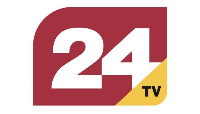 Televīzijas kanāls 'RīgaTV 24' maina nosaukumu un logo