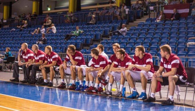 Portāls 'Delfi' ekskluzīvā tiešraidē translēs Latvijas U-20 basketbolistu cīņas Tallinā