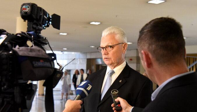 Турлайс отзовет Якринса с должности в правлении Rīgas satiksme