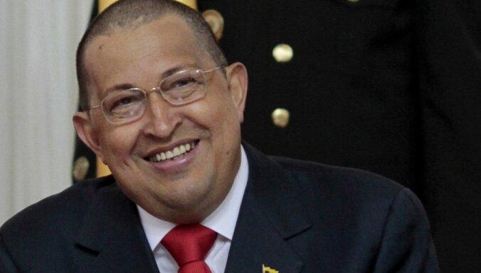 Чавес назвал справедливую цену на нефть