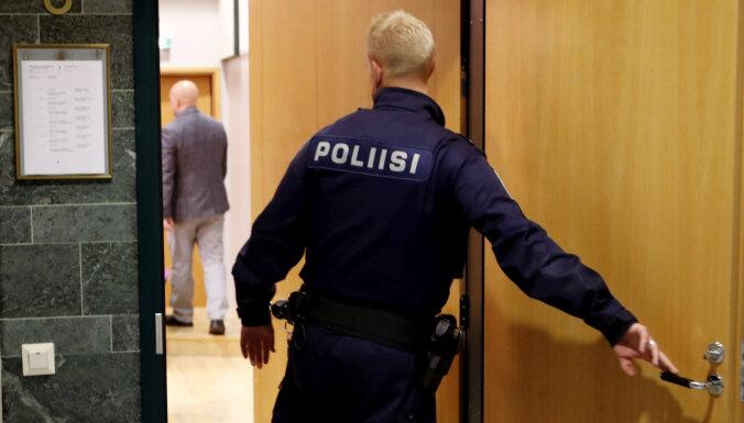 Somijā par spridzināšanas plāniem tiesā Hitlera piekritēju no Latvijas