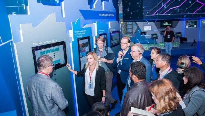 В Москве прошел международный форум представителей зарубежных СМИ