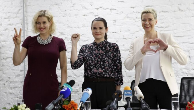 Премия Сахарова: как в Европарламенте принимали белорусскую оппозицию