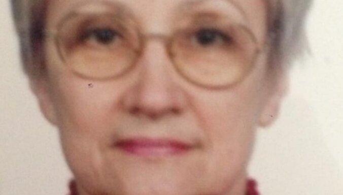 Полиция разыскивает пропавшую без вести рижанку: ее не видели с мая