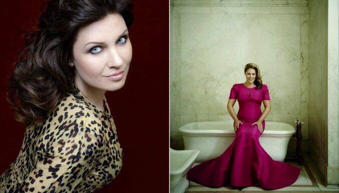 Koncertā 'Divas dīvas' tiksies Marina Rebeka un Sondra Radvanovska