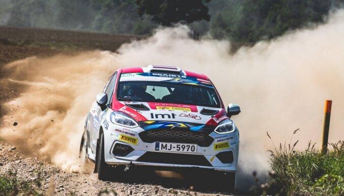Sesks un Francis WRC posmā 'Rally Estonia' izmantos katru iespēju sasniegt augstāko rezultātu