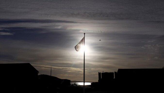 Folklenda salas 38 gadus pēc kara attīrītas no mīnām