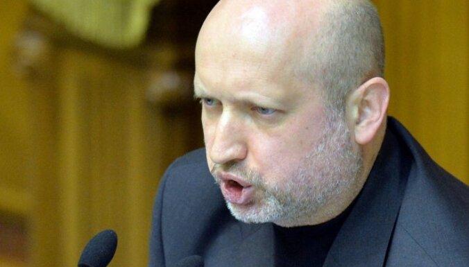 Спикер Рады возложил на себя обязанности главнокомандующего армией Украины