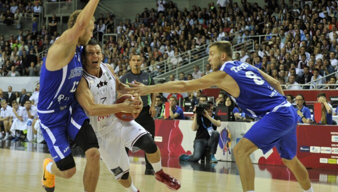 Latvijas basketbola izlase piekritusi jūlijā piedalīties Baltijas ķēdes kausā