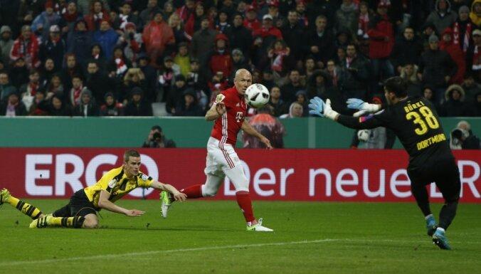 Bayern v Borussia Dortmund, DFB Pokalб Arjen Robben
