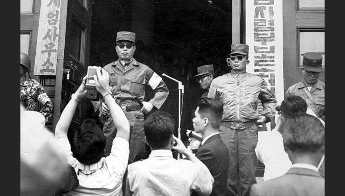 Atskats vēsturē: arī Dienvidkorejā reiz bija diktatori